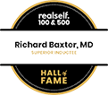 Real Self hall of fame badge